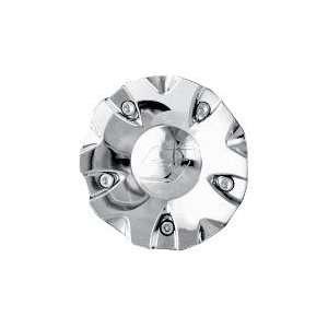 . Lugnut C10242C Chrome Plastic Center Cap for 242 Wheels Automotive
