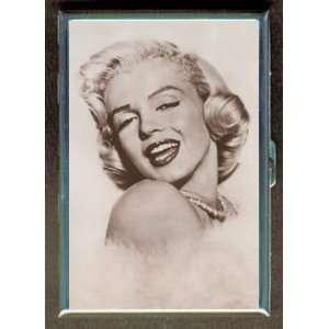KL MARILYN MONROE GLAMOUROUS SHOT ID CREDIT CARD WALLET CIGARETTE CASE