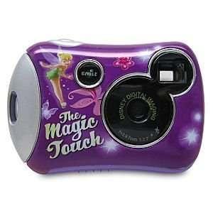 Disney Pix Micro Tinker Bell Digital Camera Toys & Games
