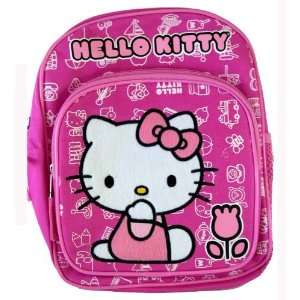 Sanrio Hello Kitty Backpack   Tulip Hello Kitty School