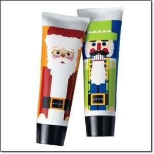 Silicone Glove Hand Cream Minis 1.5 floz Santa