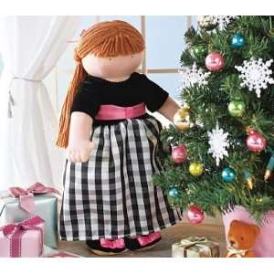 Pottery Barn Kids Exclusive Joy Holiday Doll Toys & Games