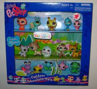 For your consideration is a brand new Littlest Pet Shop Outdoor
