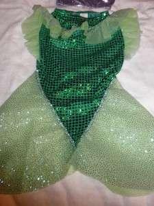 Disney Parks Authentic Ariel Little Mermaid Costume S