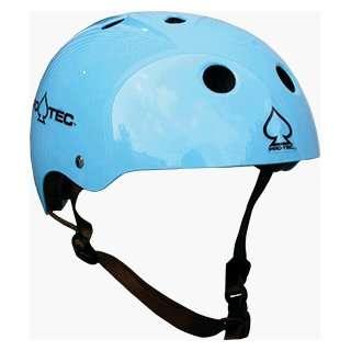 PROTEC HELMET LIGHT BLUE M sale