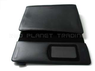 Genuine Dell Leather Laptop Notebook Carrying Case Sleeve 12 Slip