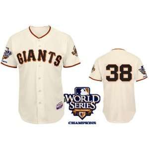 World Series Champions San Francisco Giants Baseball Jersey #38 Wilson