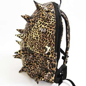 Punk School Backpack / Mans & Womens Spiky College Book Bag