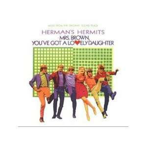 Mrs. Brown, Youve Got A Lovely Daughter: Hermans Hermits: Music