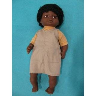 Childcraft African American Boy Doll   16 inches tall