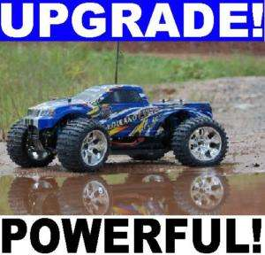 SUPER FAST Volcano EXP Pro Brushless 4wd Off RC Truck RTR Buggy Car