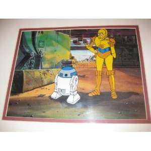 Star Wars Droids Animation Seri Cel
