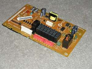 WB27X11078 MICROWAVE SMARTBOARD CONTROL BOARD NEW PULL |