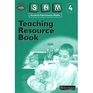 Heinemann Maths 4   Teaching Resource Book (9780435175320) Books