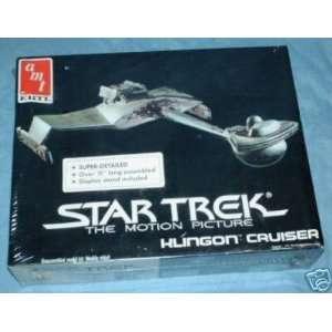 Star Trek the Motion Picture Klingon Cruiser Over 15