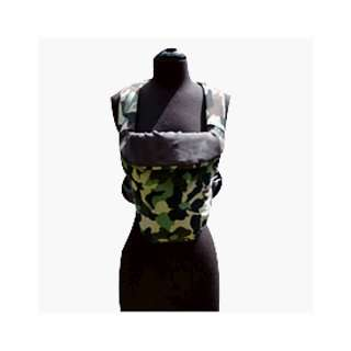 Baby Bella Maya   Front Pack Cover   Daddy Camo Carrier Type Original