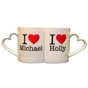 The Office Michael and Holly Mug: Everything Else