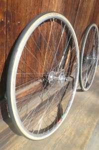 Wheel Set  CAMPAGNOLO NJS Hubs, 110 ( Track Bike, Fixed Gear )