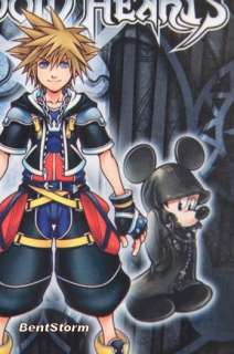 Disney Nintendo Game Kingdom Hearts SORA THROW Blanket Anime Mickey