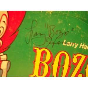 Signed Autograph Bozo The Clown Christmas Sing Along: Home & Kitchen