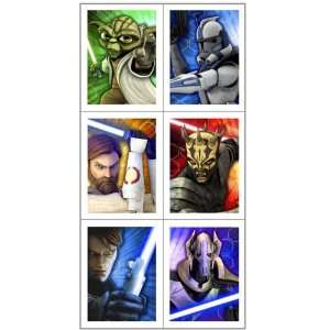Lets Party By Hallmark Star Wars The Clone Wars Opposing