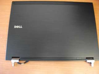 R150P 0R150P Dell Latitude E6400 LCD Cover W/Hinges (A)