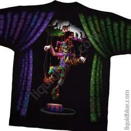 New EVIL CLOWN T Shirt