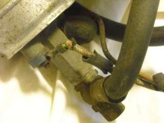 MERCEDES R107 450SL 450SLC FUEL PUMP ASSEMBLY 450 4.5L