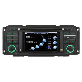Player Navigation For 1999 2004 Jeep Grand Cherokee & Dodge & Chrysle