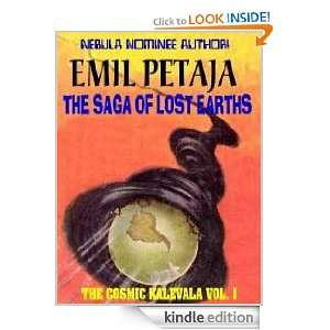 The Cosmic Kalevala Book One The Saga of Lost Earths [Kindle Edition
