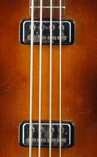 1965 Original Hofner Beatle Bass Violin Paul McCartney German Ex Cond