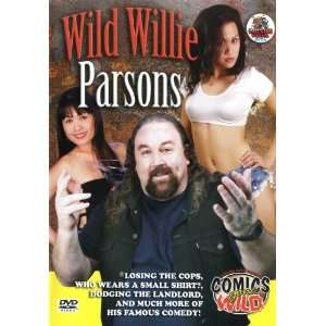 Comics Gone Wild Willie Parsons Movies & TV