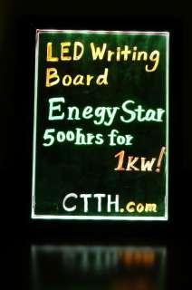31x23 LED Advertising Display Writing/Menu Board Sign 610696271488