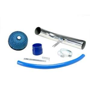 HONDA CIVIC EX 01 03 ALUMINUM AIR INTAKE SYSTEM W/ BLUE