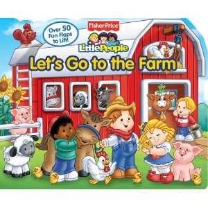 Fisher Price Little People Farm [Board book] Readers Digest Books