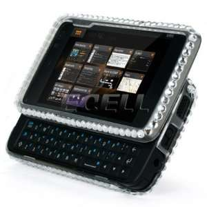 SEXY 3D CRYSTAL DIAMOND BLING CASE FOR NOKIA N900 Cell Phones