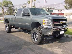 2001   2010 Chevy GMC 2500HD 3500 CST 6   8 Lift Complete w/ Shocks