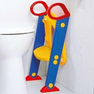 Baby Kids Toilet Training Seat/Trainer Potty ladder KETER Plastic