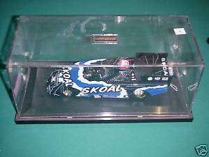 Action 1/24 2002 Tommy Johnson Jr. Skoal Blue funny car
