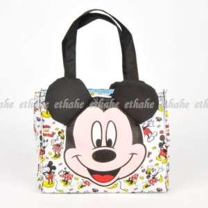 Mickey Mouse Lunchbox Bento Bag Tote Handbag E1GNVZ