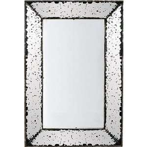 Antique Look Frameless Wall Mirror 16.5x24