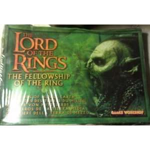 he Rings, he Fellowship of he Ring Warriors of Middle Earh Models