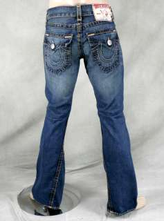 True Religion Jeans Mens JOEY Super T Short Fuse wheat