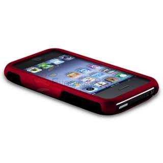 HYBRID HARD CASE SKIN COVER FOR APPLE IPHONE 3G 3GS ACCESSORY