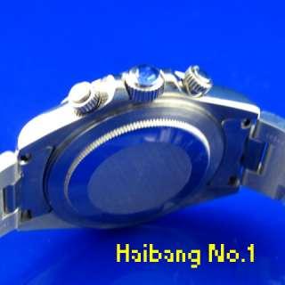 New Xmas Gift Mens Automatic Mechanical Date Week STEEL CASE Luxury