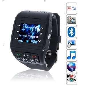 This is unlocked New Q6 Watch Cell Phones with Camera