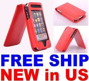 PU LEATHER FLIP SKIN CASE COVER FOR APPLE IPHONE 3GS 3G