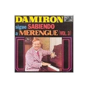 Sabe a Merengue Vol 3 Damiron Music