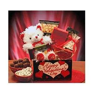 Happy Valentines Day Gift Box