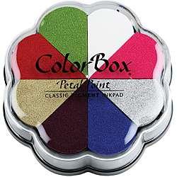 Colorbox Petal Point Celebrate Options Pigment Pad